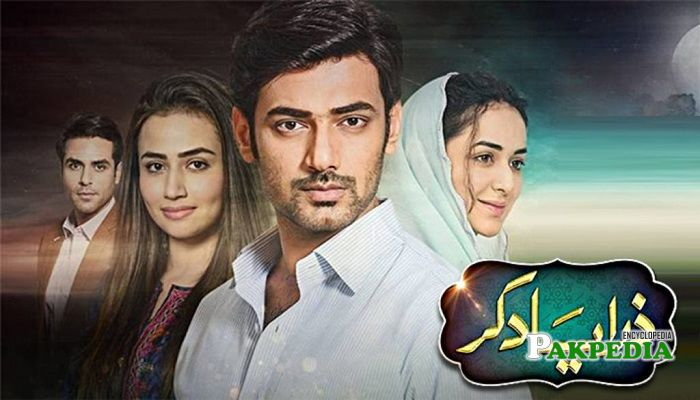 Zahid Ahmed Dramas