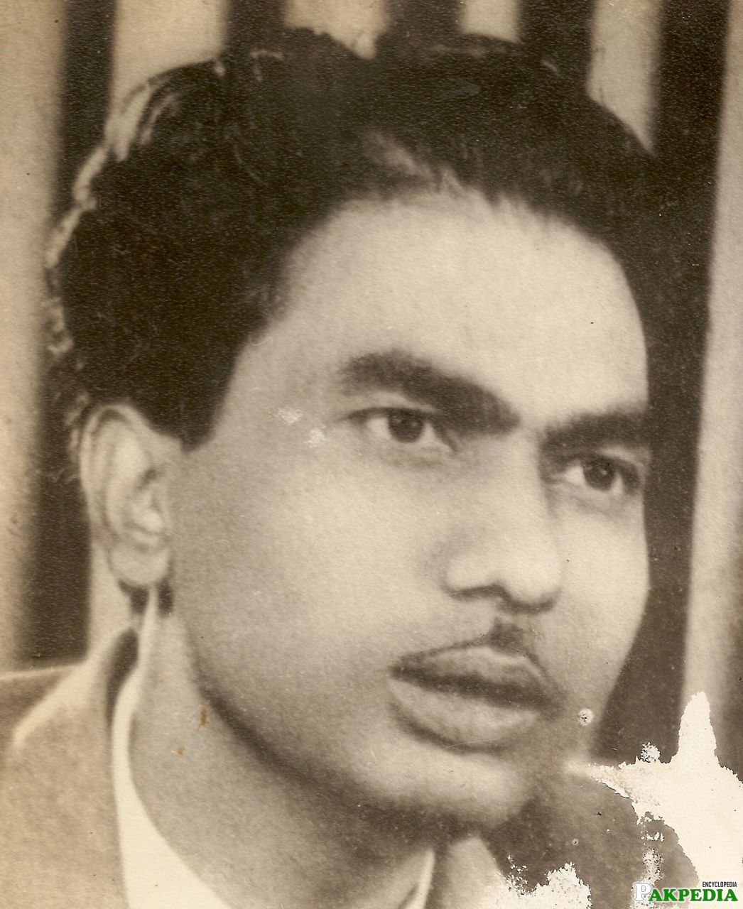 Ghulam Haider in Young age