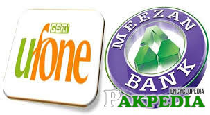 Ufone and Mezan Bank