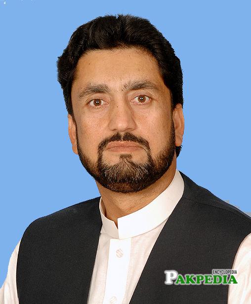 Mr Shehryar Afridi