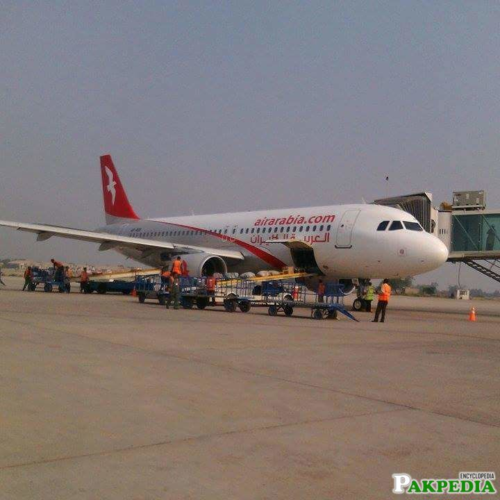 Multan International Airport Rumway