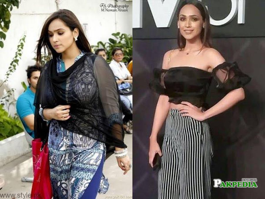 Faryal mehmood major transformation from fat to fit