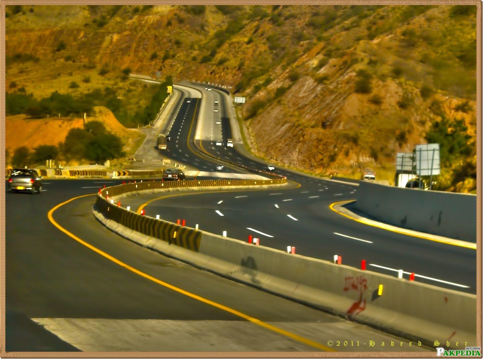 National Motorways and Highways Mortgaged