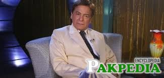 Qavi Khan in Talk show