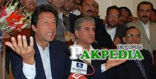 In a press conference with IK