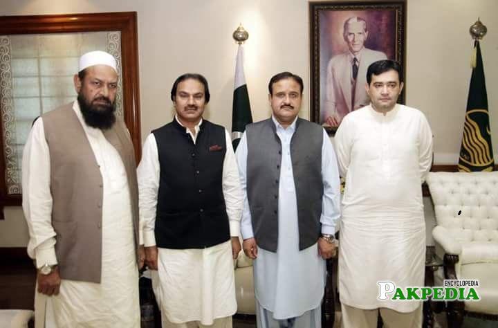 Fida Hussain Wattoo joined Pakistan Tehreek e Insaf