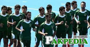 Pakistan team eying Olympic berth