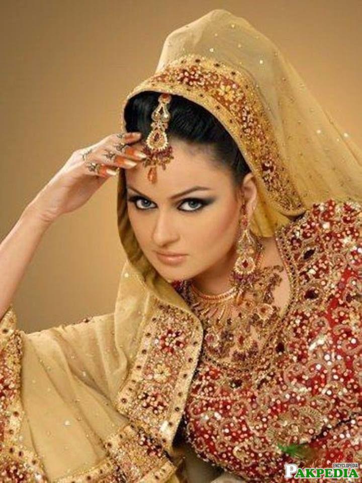 Javeria Abbasi Model