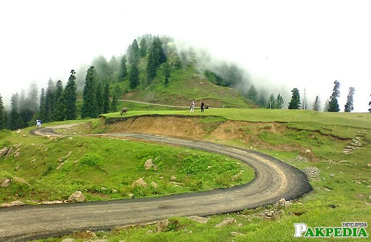Rawalakot Beautiful Track