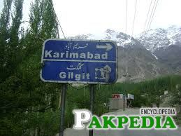 Way to Karimabad