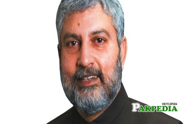 Malik Nadeem Kamran Biography