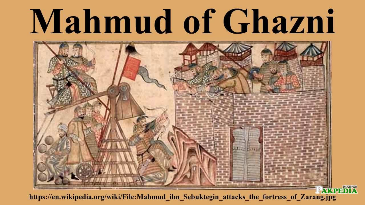 Mahmood Ghaznavi started his military companies