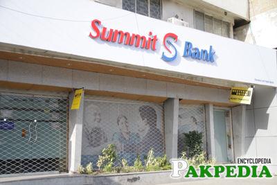 Summit Bank Limited