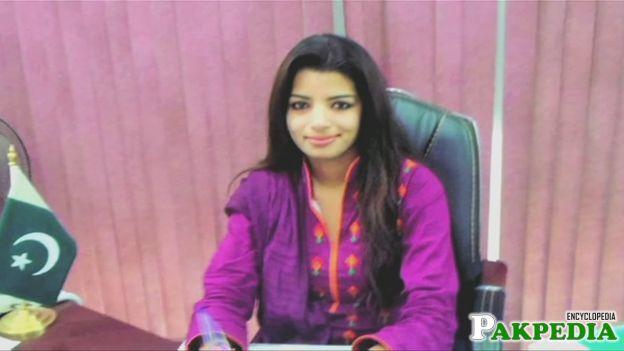 Zeenat Shehzadi recovered