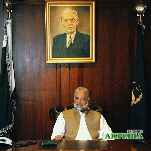 Murtaza Javed Abbasi Family
