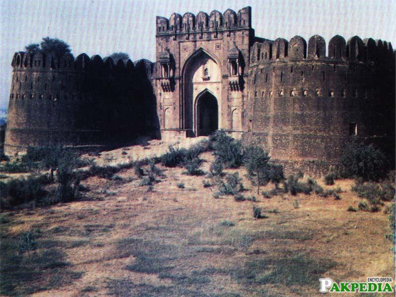 Rohtas Fort In Jhehlum