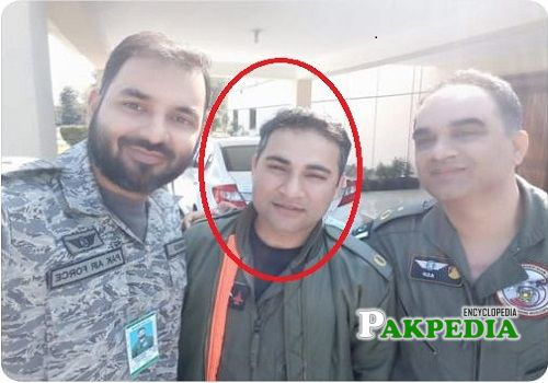 Hassan Siddiqui received a warm welcome after spilling 2 indian jets