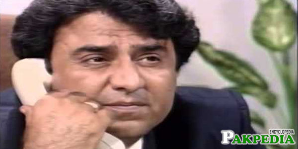 Shafi Muhammad shah was a great actor