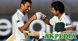younis khan on Pitch