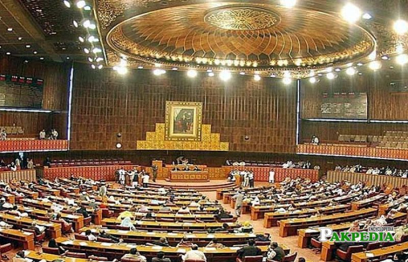 Assembly Hall of Upper house