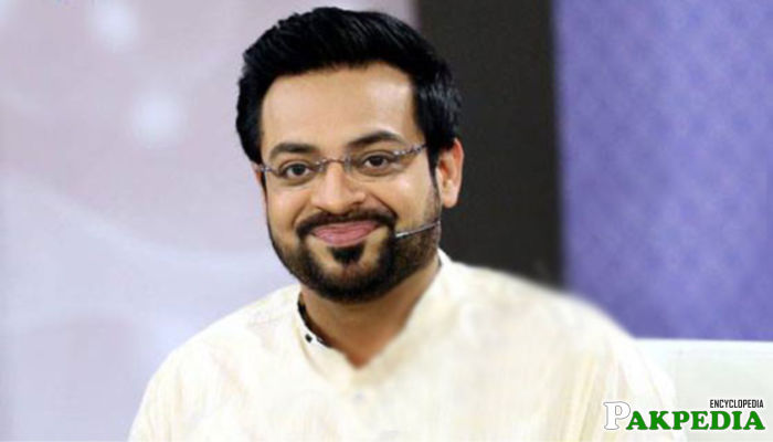Aamir Liaquat in Morning Show