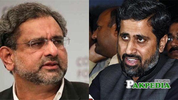 Shahid Khaqan trolled Fayyaz Chohan by calling him insane