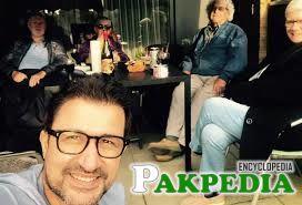 Raheem Shah Afridi personal photo