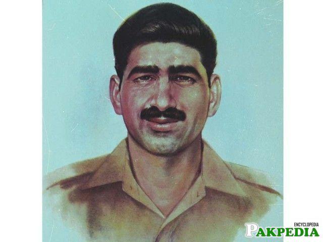 Muhammad Hussain Janjua army officer