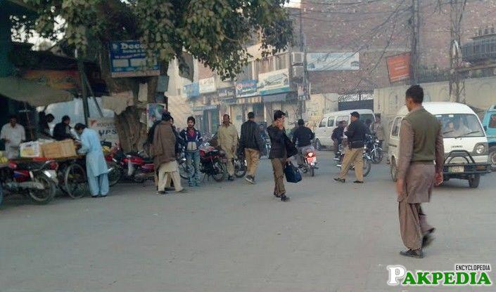 Peepal Wala Chowk Kachehri Road Sialkot