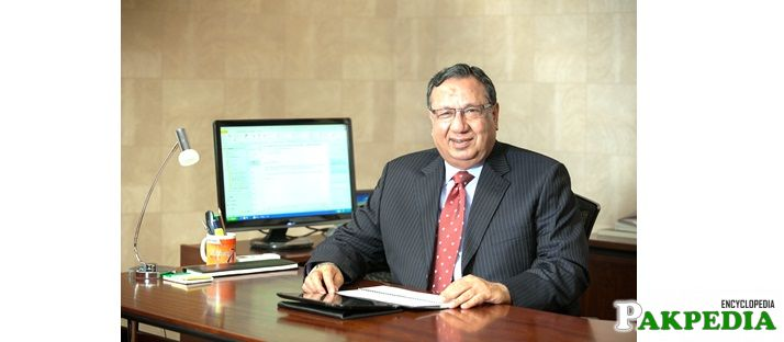 Allied Bank Limited CEO
