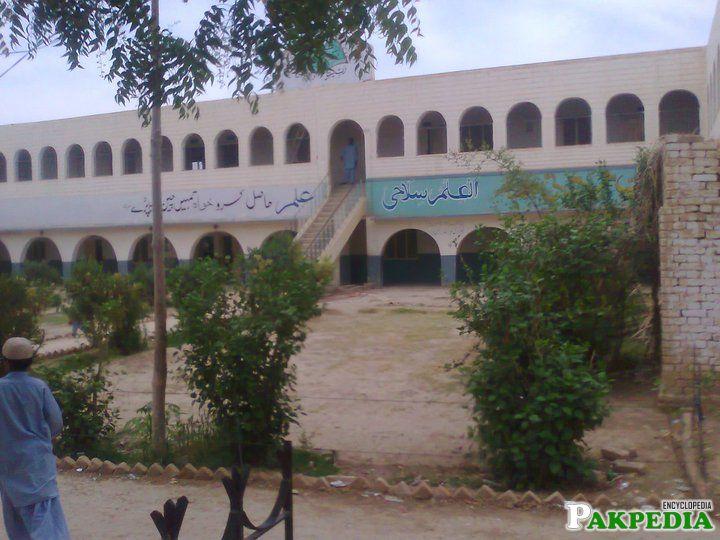 Dera Murad Jamali Schools
