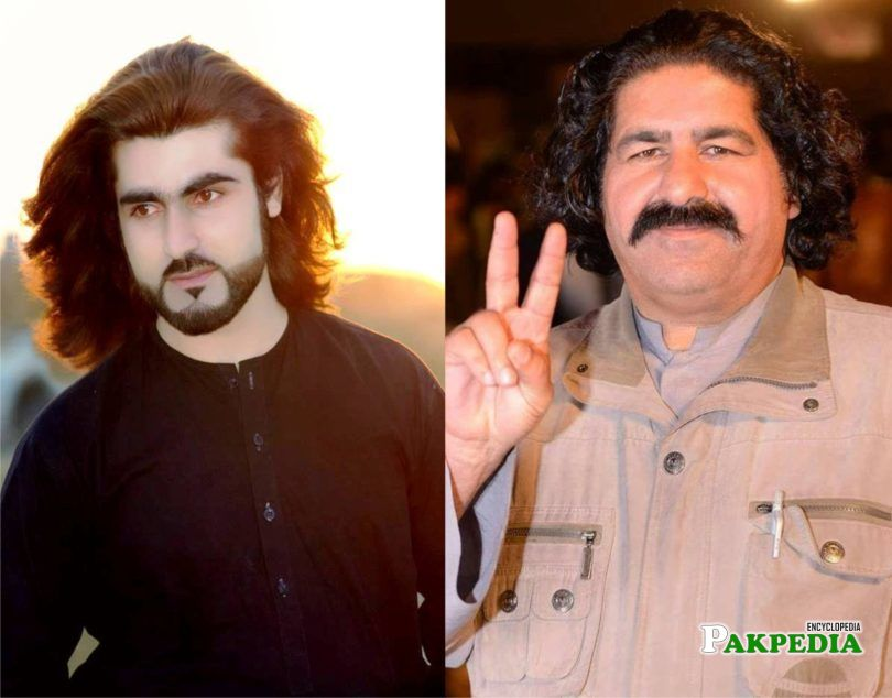 Ali Wazir condemn the murder of Naqeeb ullah