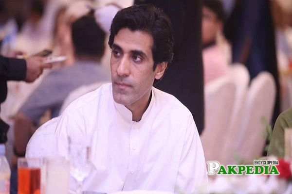 Aun Chaudhry removed from his post of advisor to CM