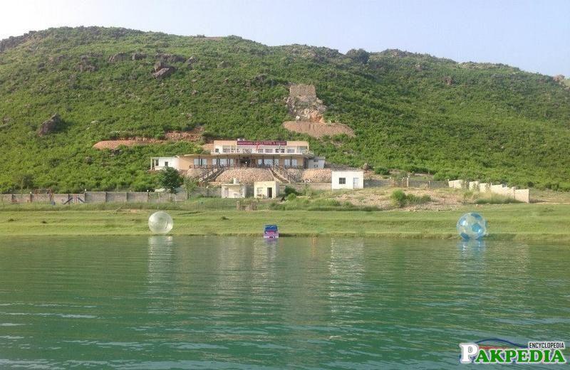 khanpur Dam Resort