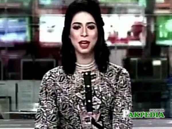 First transgender newscaster Marvia malik