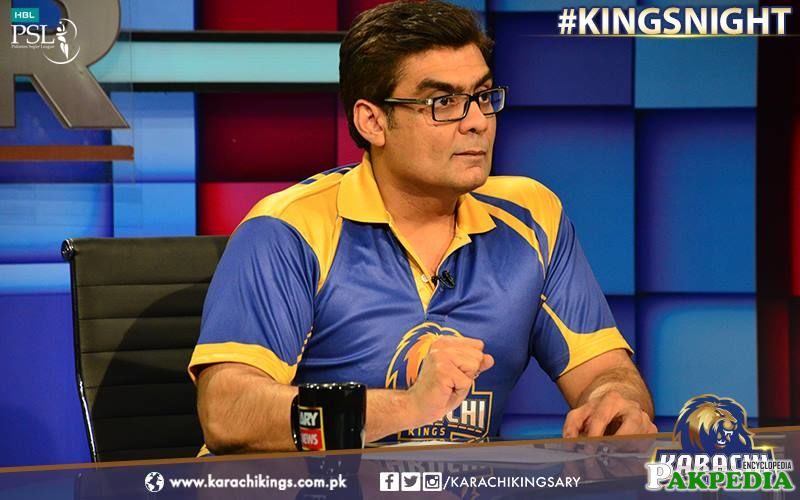 Karachi Kings Owner Salman Iqbal
