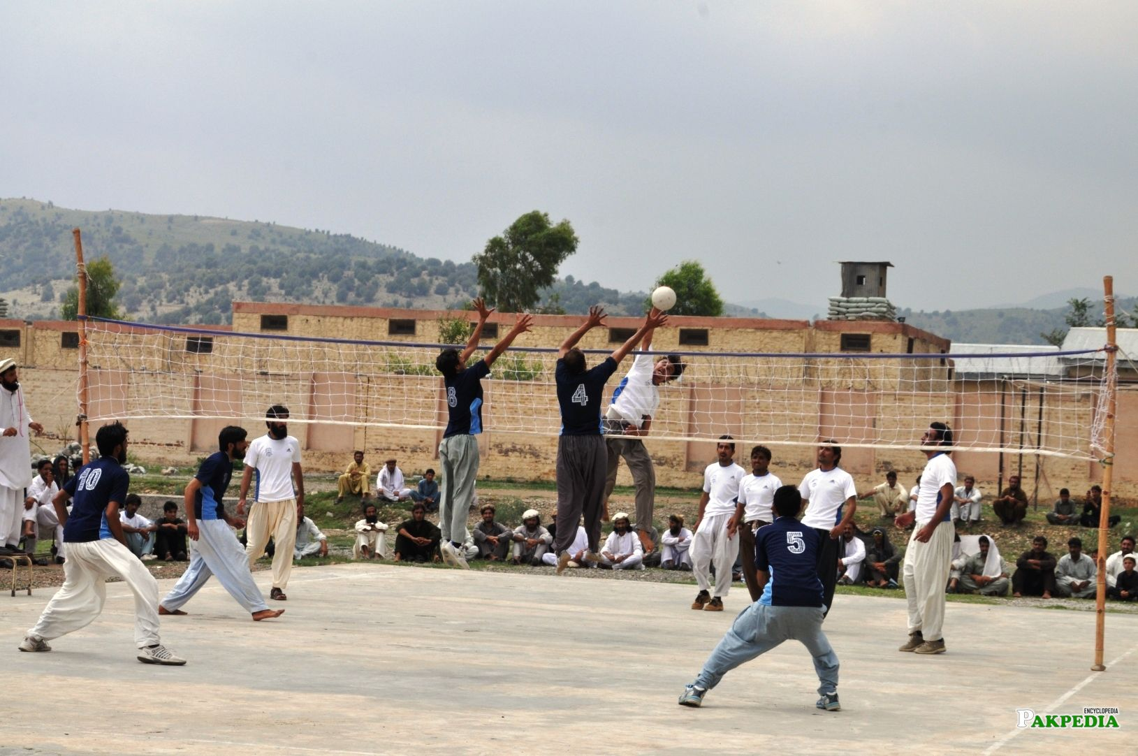 Volleyball Championship in Khyber Agency