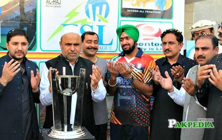 Fata Super League T20 cricket