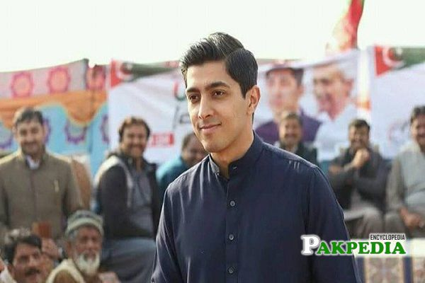 Ali Tareen Khan Biography