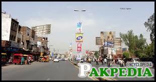 Jaranwala Main Road