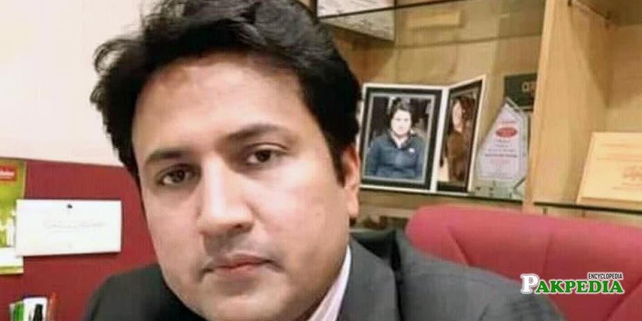 Syed Rashid Bukhari attacked by unknown people