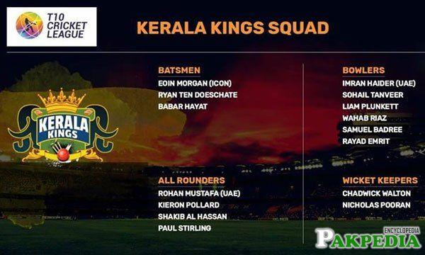 Kerala kings