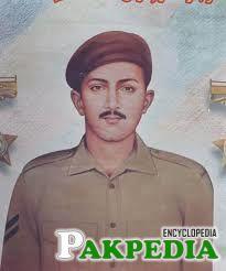 Saif Ali Janjua in Pak Army