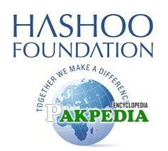 Hashoo foundation logo
