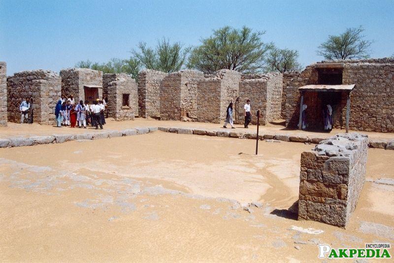 Ruins of texila