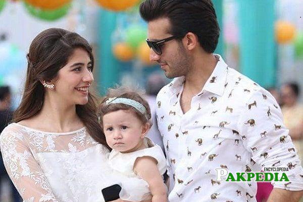 Syra Shehroz Family