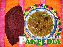 Sindhi Culture Food