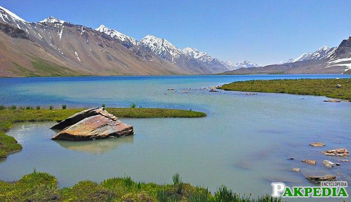 Chitral Valley jheel