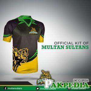 Multan Sultans Kit