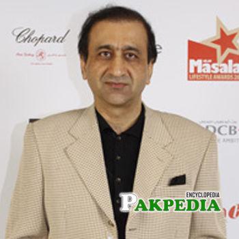 Mir Shakil-ur-Rahman Founder of Geo Tv